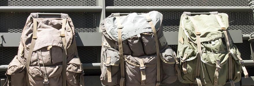 sac à dos militaire